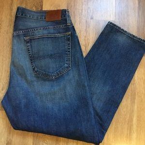 Lucky brand 'Dylan' boyfriend jeans 10/30 LIKE NEW